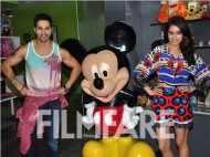 Varun-Shraddha Disney fans!