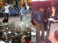 SRK and Kajol's Bulgaria moments