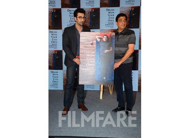 Ranbir Kapoor and Ronnie Screwvala