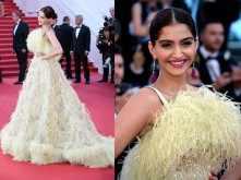 Sonam Kapoor's stunning avatar at Cannes 2015
