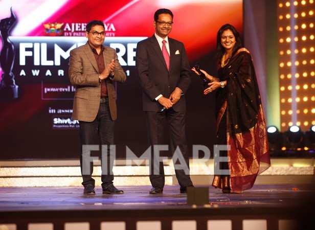 Inside pictures from Ajeenkya DY Patil Filmfare Awards