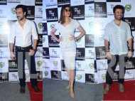 Emraan Hashmi, Sushmita Sen and Vikas Bahl step out