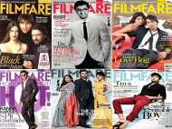 Ranbir Kapoor's best Filmfare covers