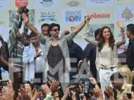 Ranveer and Deepika launch Gajanana from Bajirao Mastani