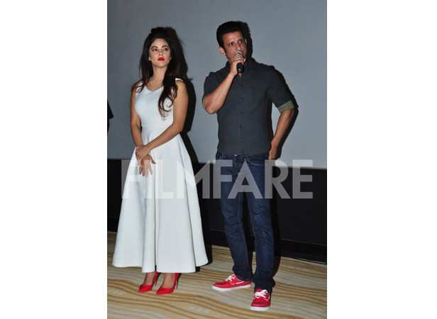 Meera Chopra and Sharman Joshi