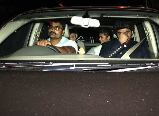 Alia Bhatt, Parineeti Chopra and Arjun Kapoor