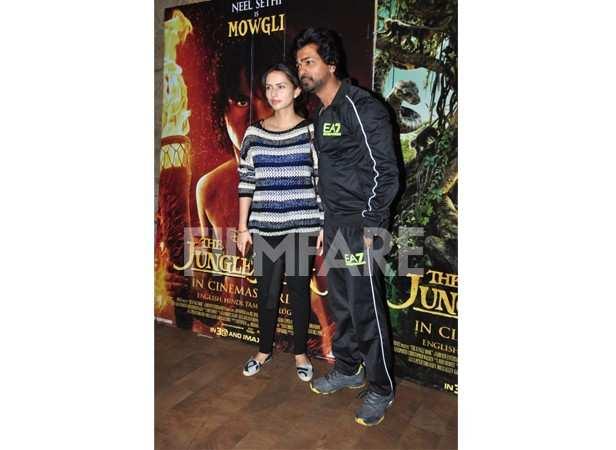 Gowri Pandit and Nikhil Dwivedi