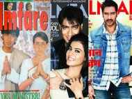 Ajay Devgn's Filmfare covers