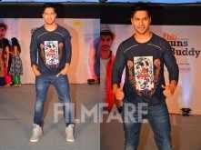 Varun Dhawan in search of a style buddy