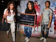Richa Chadha, Bhumi Pednekar, Vicky Kaushal watch Nil Battey Sannata