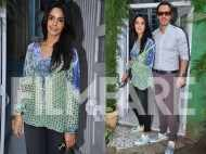 Mallika Sherawat snapped with French boyfriend