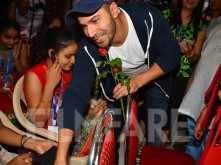 Varun Dhawan's sweet gesture