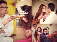 Inside pictures from Bipasha Basu and Karan Singh Grover's Monkey Wedding shenanigans!