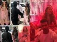 First pictures from Bipasha Basu and Karan Singh Grover's fairytale mehendi ceremony