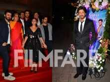 Kapoor & Sons party hard with Shah Rukh Khan