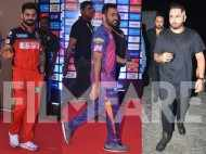 Virat Kohli, MS Dhoni and Yo Yo Honey Singh spotted at the IPL Opening Ceremony