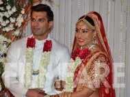 Karan Singh Grover and Bipasha Basu's Monkey Wedding