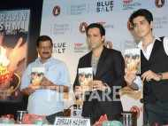 Arvind Kejriwal launches Emraan Hashmi's book