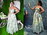 Sonam Kapoor dolls up at the launch of her app