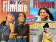 Kajol's best Filmfare covers down the years
