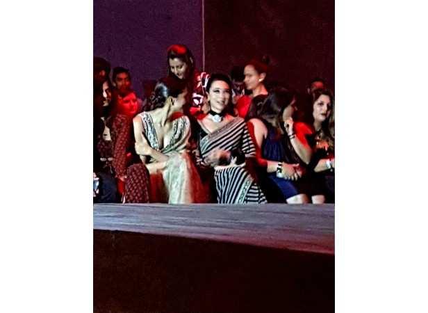 Deepika Padukone and Karisma Kapoor