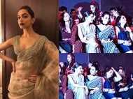 Deepika Padukone, Karisma Kapoor cheer for Kareena Kapoor Khan at LFW