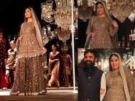 Kareena Kapoor Khan stuns at the Lakme Fashion Week grand finale