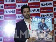 Varun Dhawan launches the latest cover of Filmfare