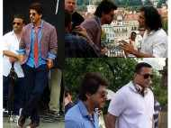 Shah Rukh Khan and Imtiaz Ali begin shooting in Prague