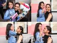 Deepika Padukone's cutest pictures with her young co-star