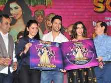 Varun Dhawan launches Sophie Choudry's new single