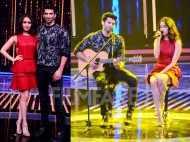 Shraddha Kapoor sings while Aditya Roy Kapur plays the guitar