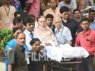 Dilip Kumar discharged from Bandra's Lilavati hospital