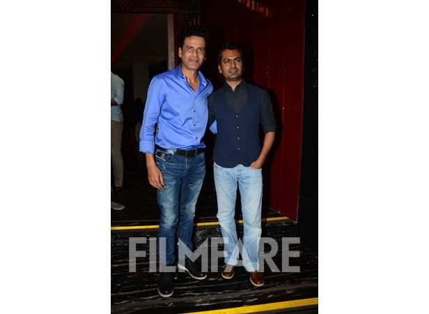 Manoj Bajpai and Nawazuddin Siddiqui