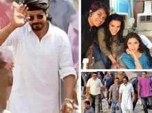 Shah Rukh Khan and Mahira Khan shoot for Raees
