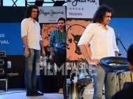 Imtiaz Ali's musical evening at Kala Ghoda