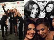 Priyanka Chopra's selfie mania at the Pre-Oscars party