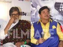 Amitabh Bachchan launches Shatrughan Sinha's book