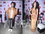 Vicky Kaushal and Sarah Jane Dias snapped