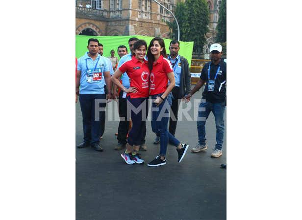 Yasmin Karachiwala and Katrina Kaif