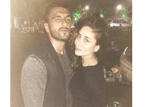 Ranveer Singh and Kareena Kapoor Khan