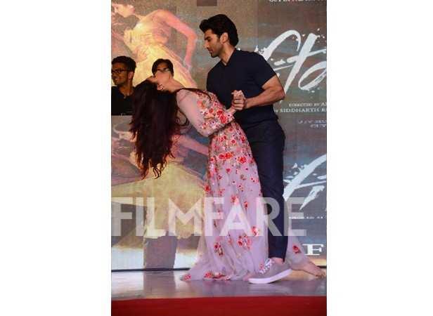 Katrina Kaif and Aditya Roy Kapur