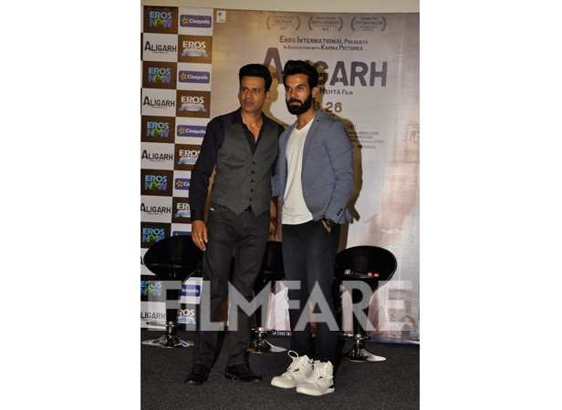Manoj Bajpai and Rajkummar Rao