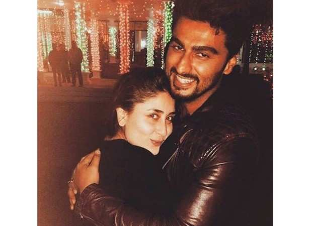 Kareena Kapoor Khan and Arjun Kapoor