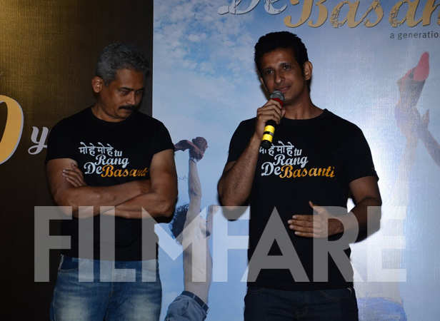 Atul Kulkari and Sharman Joshi