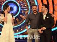 Salman Khan and Pulkit Samrat's Bigg Boss bonhomie
