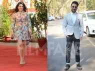 Sunny Leone and Vir Das promote Mastizaade