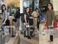 Kriti Sanon, Soha Ali Khan and Neetu Singh travel away