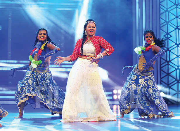 Amulya performed to her hot Kannada numbers