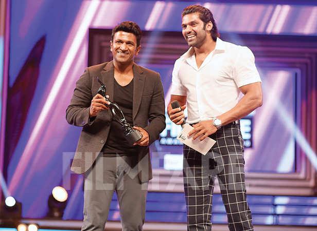Puneeth Rajkumar and Arya